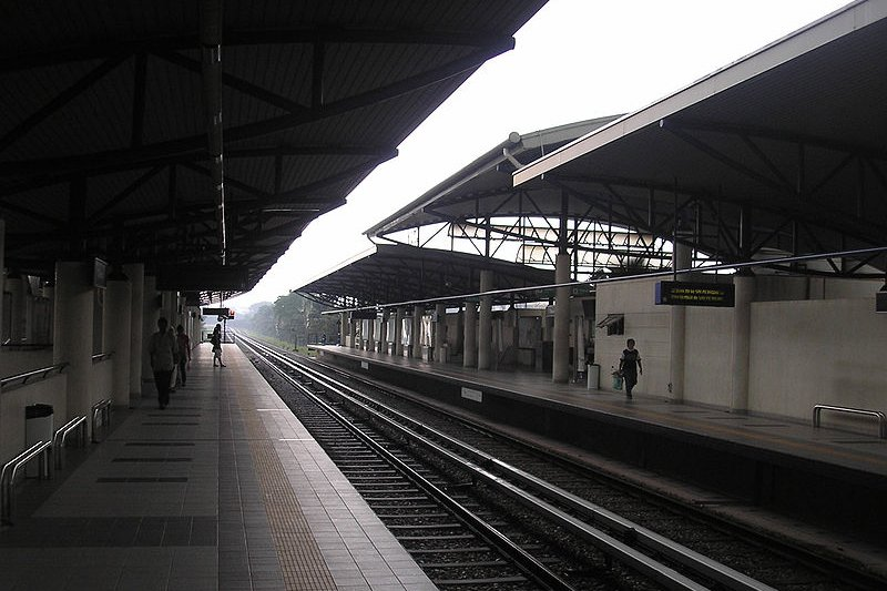 Cheras LRT Station LRT Station
