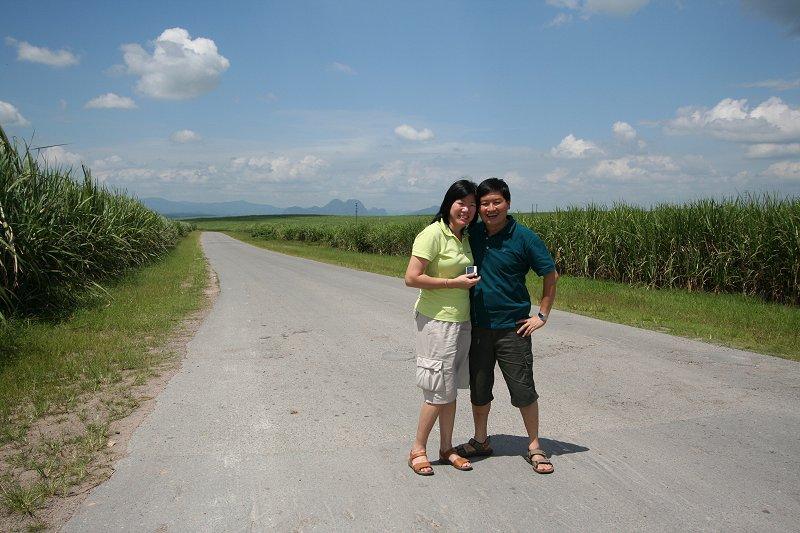 Chuling Sugarcane Plantation, Perlis