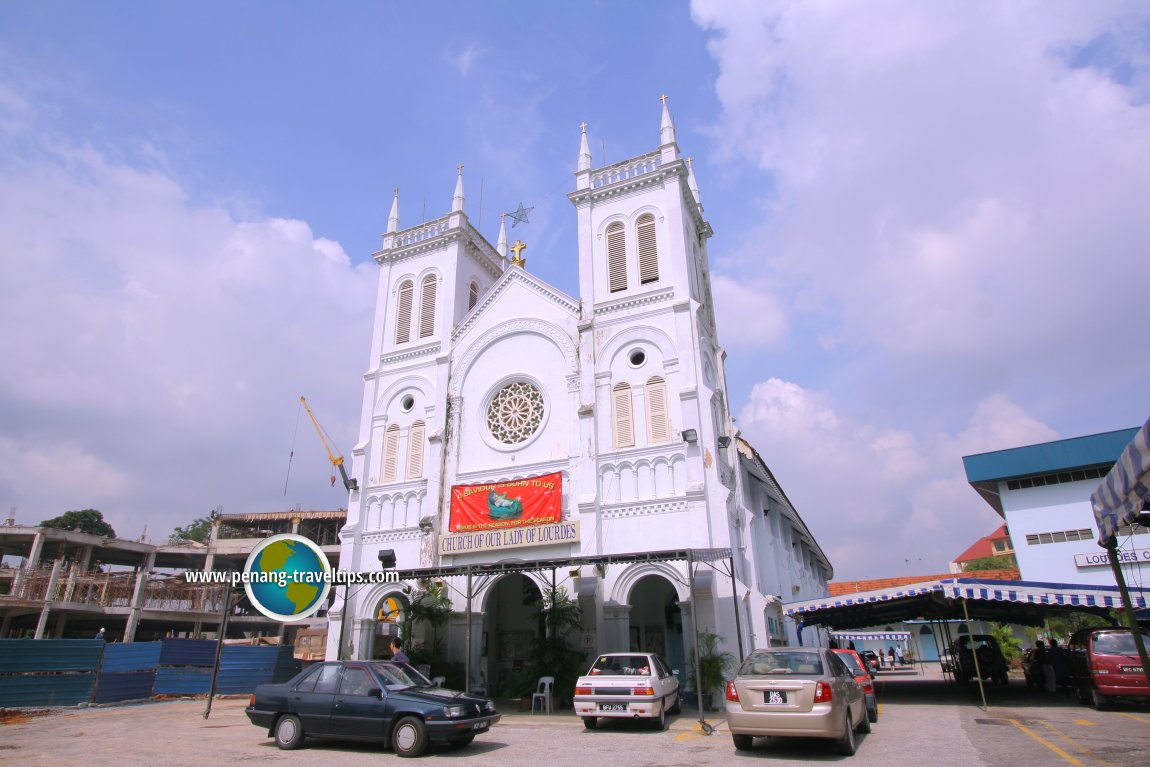 Church of Our Lady of Lourdes, Klang