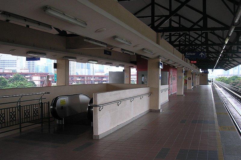 Damai LRT Station