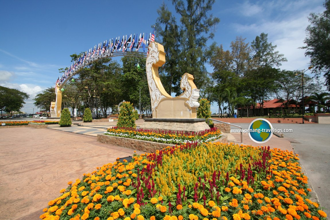 Dataran Shahbandar, Kuala Terengganu