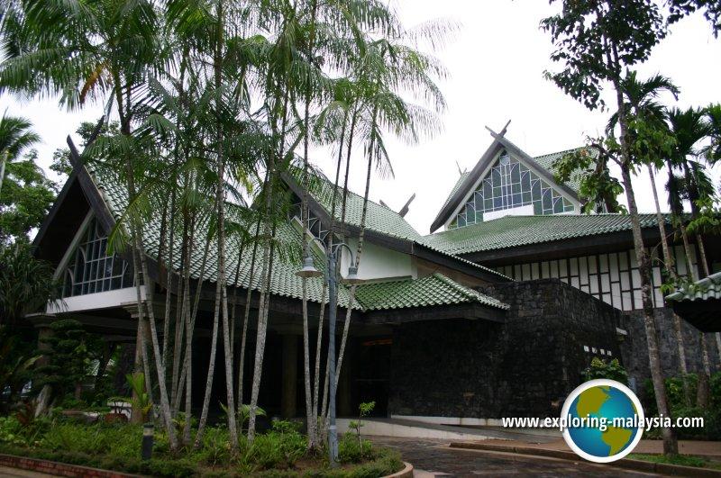Galeria Perdana, Langkawi