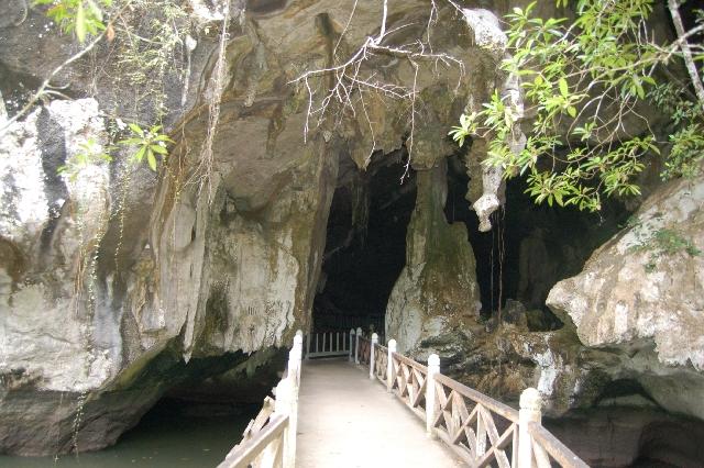 Caves in Kedah