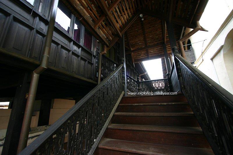 Interior of Handicraft Village, Kota Bharu