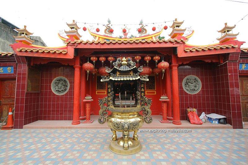 Ho Ann Keng Temple, Kuala Terengganu