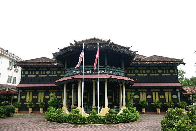 Istana Jahar, Kelantan Royal Ceremonies Museum
