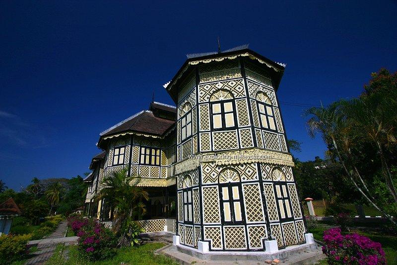 Istana Kenangan, Kuala Kangsar, Perak