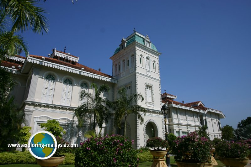 Istana Ulu (Galeri Sultan Azlan Shah), Kuala Kangsar