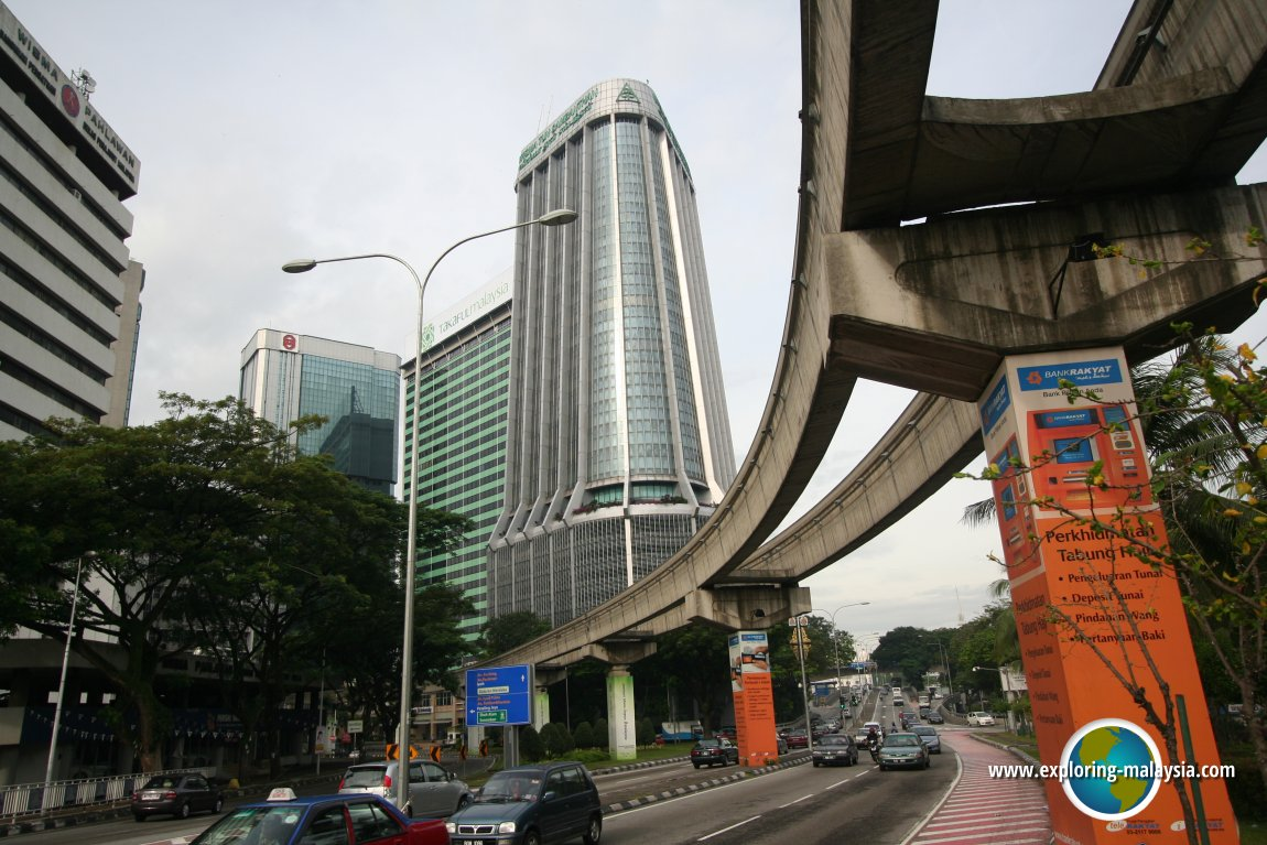 Jalan Kinabalu, Kuala Lumpur