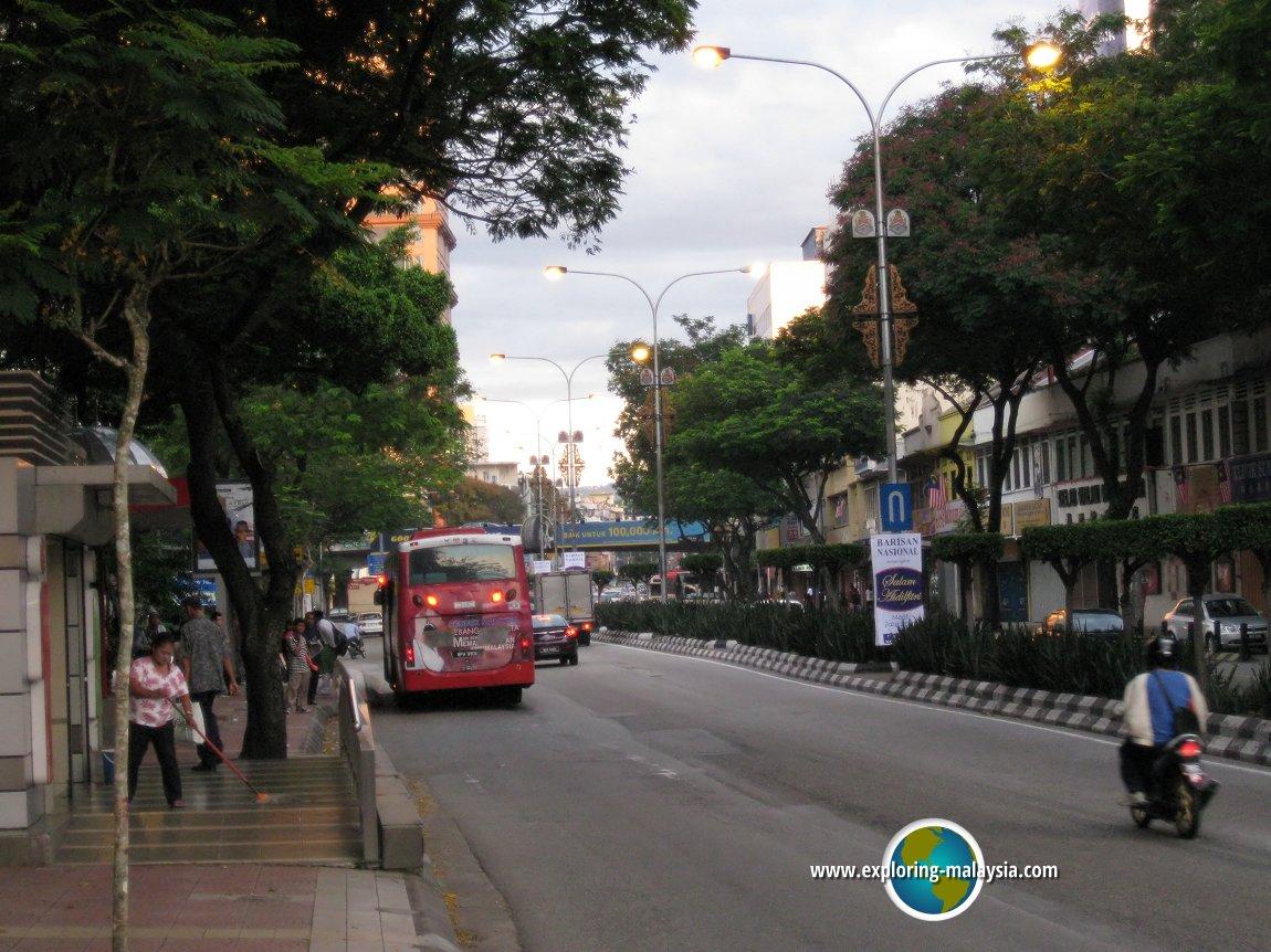 Jalan Sultan Azlan Shah, Kuala Lumpur