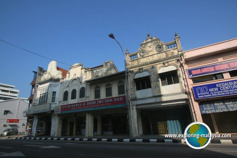 Jalan Sultan Yusuf Heritage Row, Ipoh