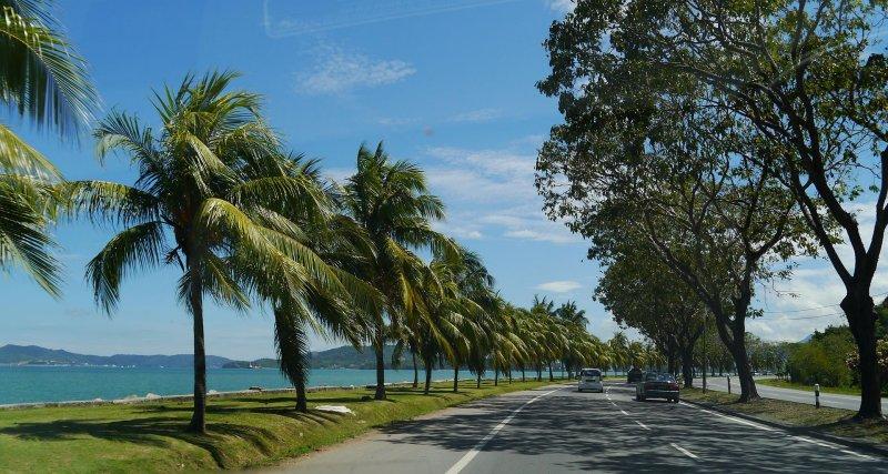 Jalan Tun Fuad Stephens, Kota Kinabalu