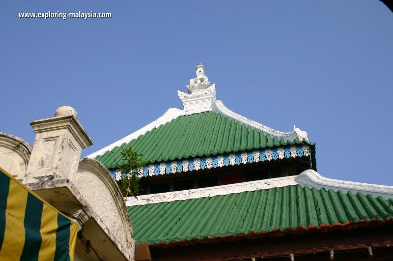 Kampung Kling Mosque, Malacca
