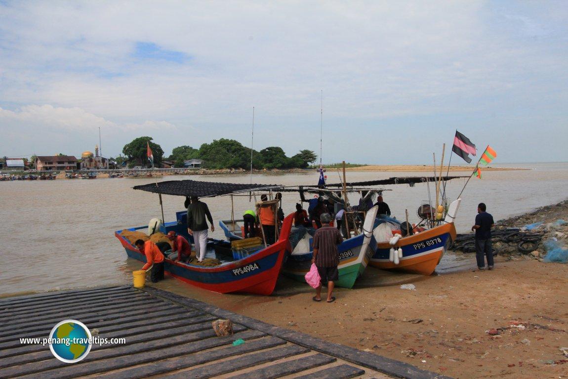 Kampung Tepi Sungai, Kuala Muda