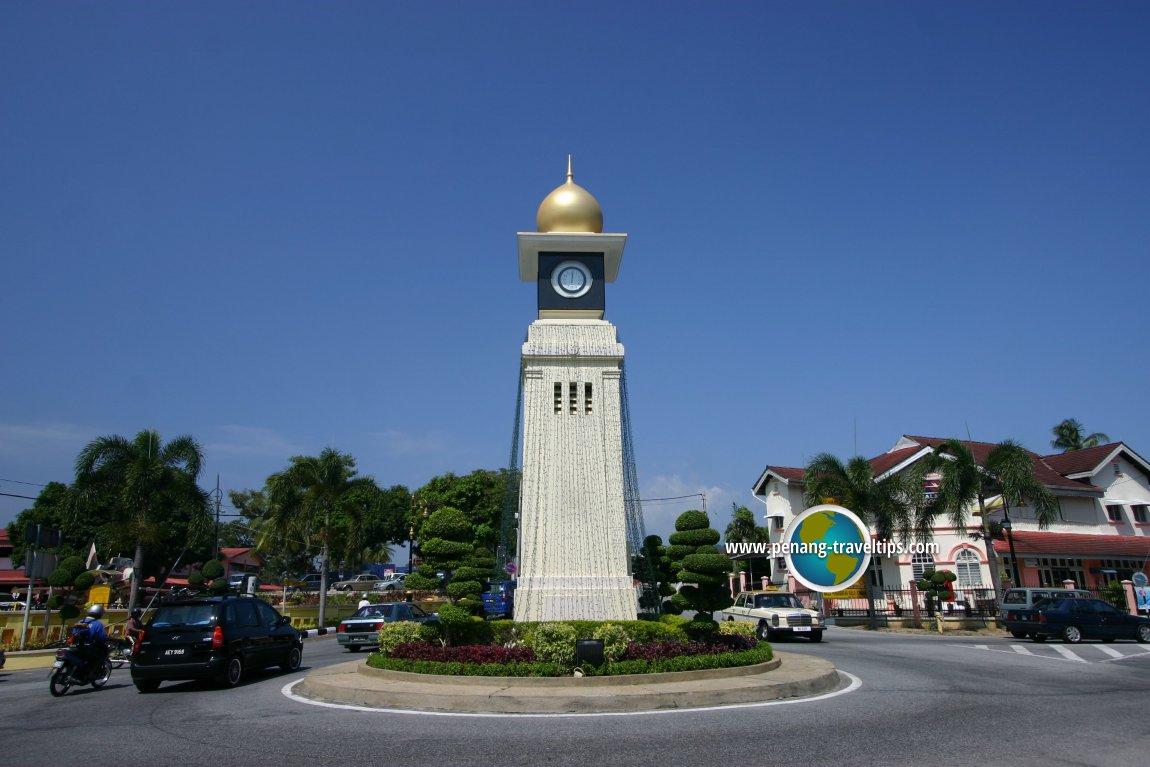 Kuala Kangsar Clock Tower, Kuala Kangsar