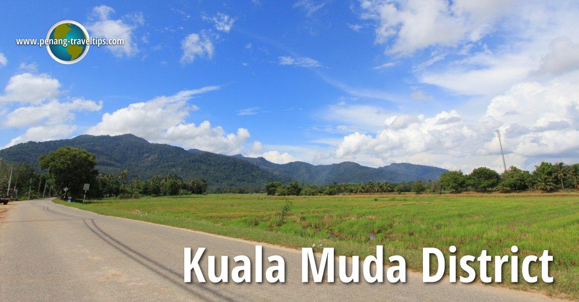 Kuala Muda countryside