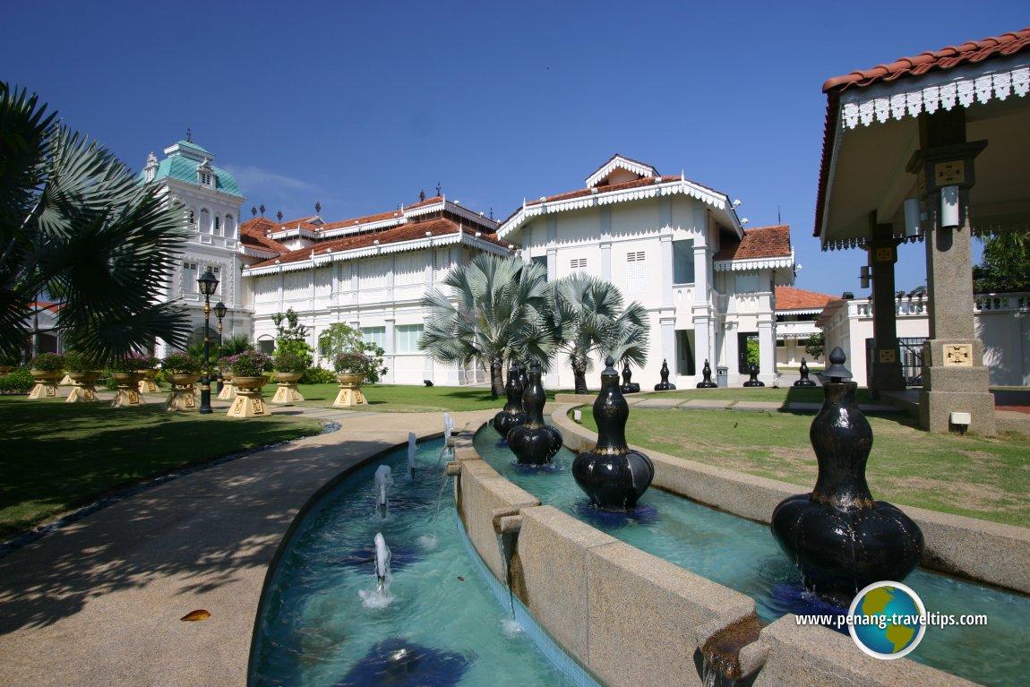 Labu Sayong fountain at Istana Ulu, Kuala Kangsar