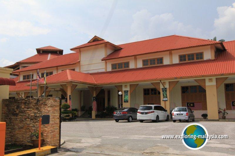 Lenggong Malaysia  City new picture : ... Museum Galeri Arkeologi Lembah Lenggong , Perak, Malaysia