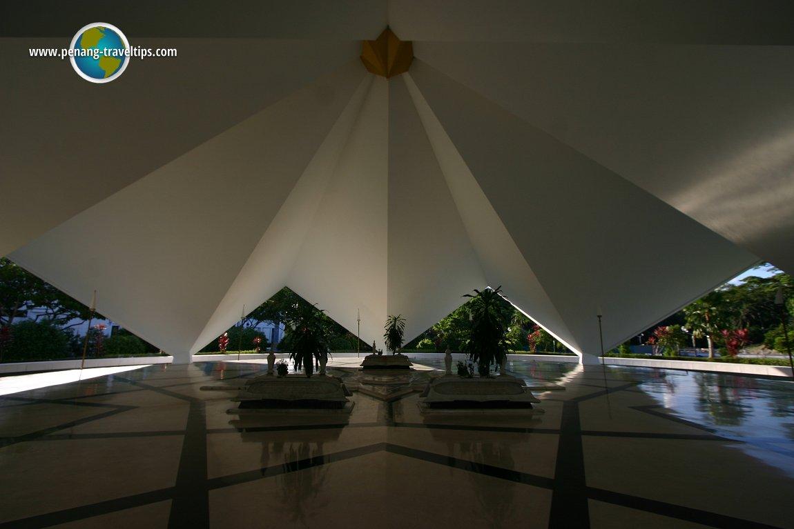 Warriors' Mausoleum