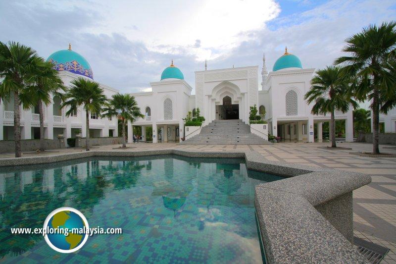 Masjid Albukhary, Alor Setar