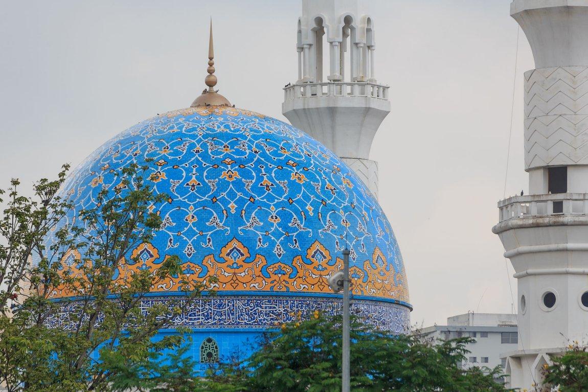 Masjid Albukhary, Kuala Lumpur