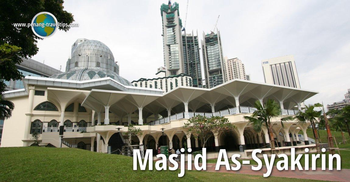 Masjid As-Syakirin, KLCC