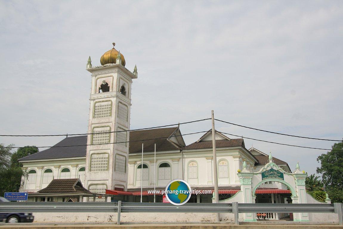 Masjid Hiliran Kuala Terengganu
