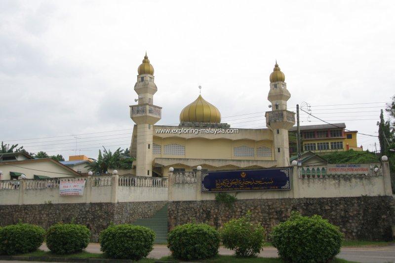 Masjid India Muslim, Kluang