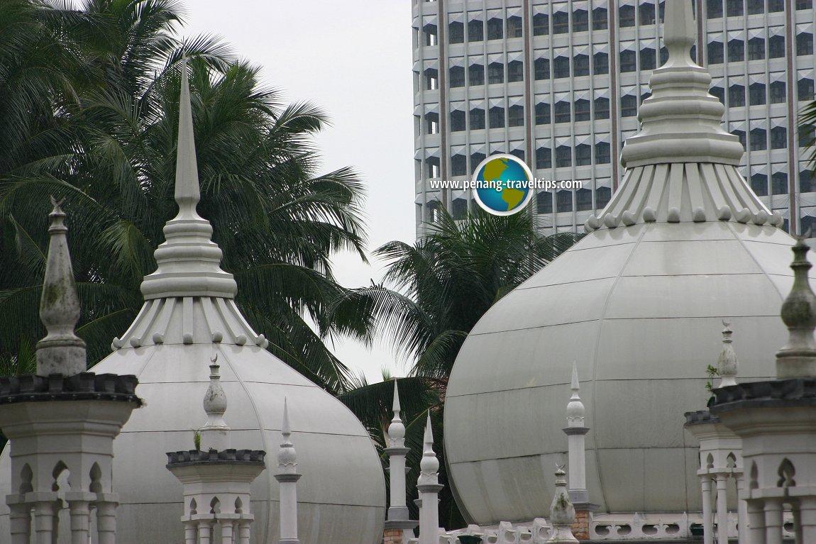 Jamek Mosque of Kuala Lumpur