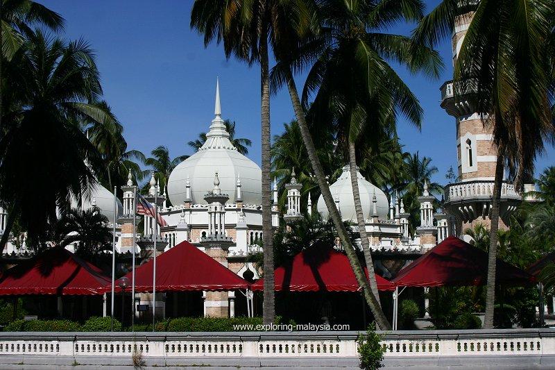 Masjid Jamek, Kuala Lumpur