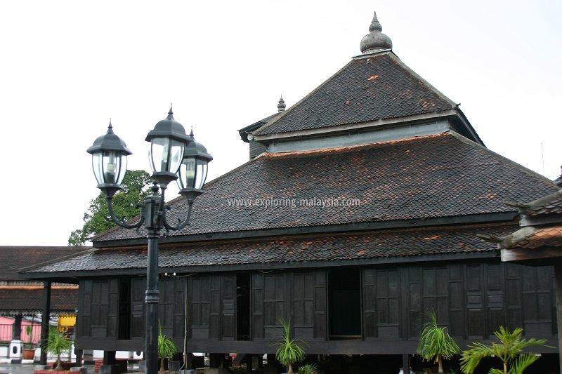 Masjid Kampung Laut, Nilam Puri, Kelantan