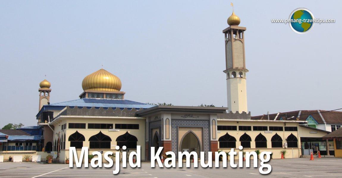 Masjid Kamunting