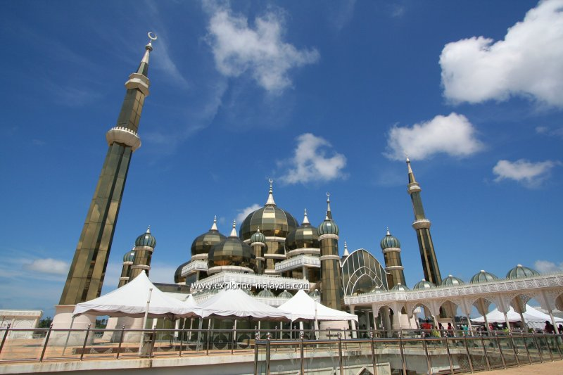 Masjid Kristal, Kuala Terengganu