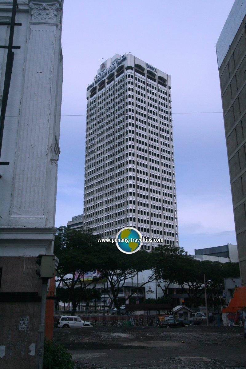 Menara DBKL 1, Kuala Lumpur