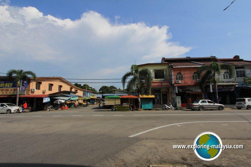 Merbok, Kedah