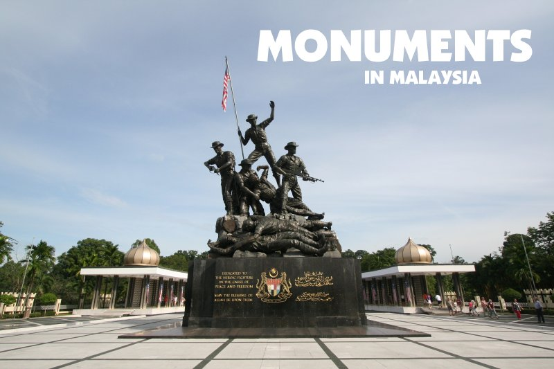 Monuments in Malaysia