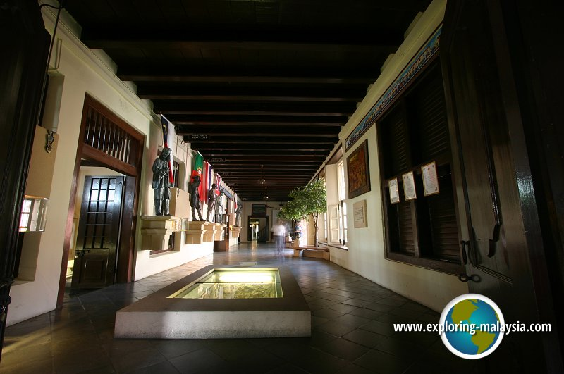 Museum of History & Ethnography, Malacca