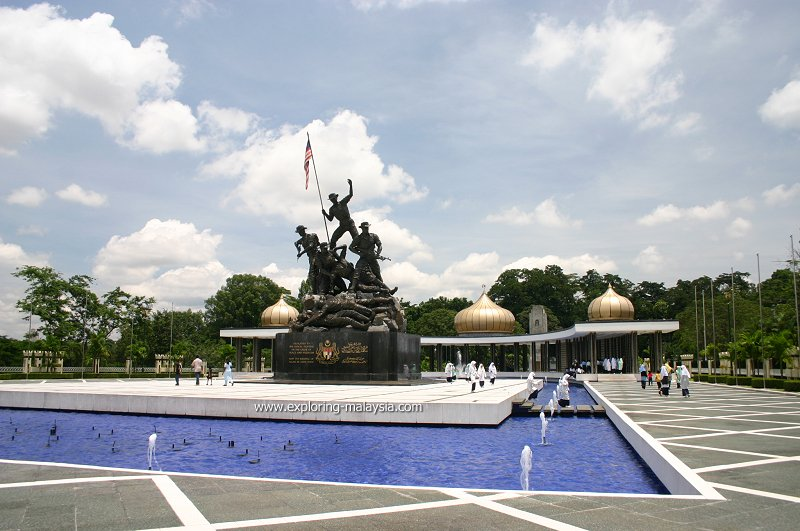 National Monument, Kuala Lumpur
