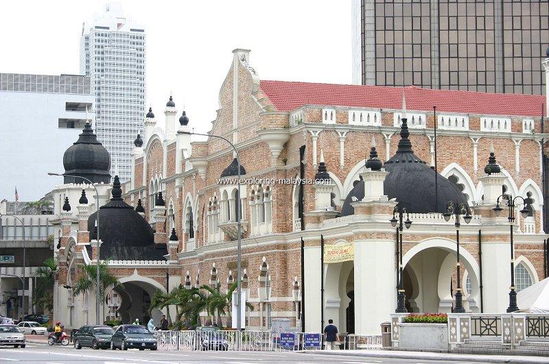 Old Kuala Lumpur City Hall