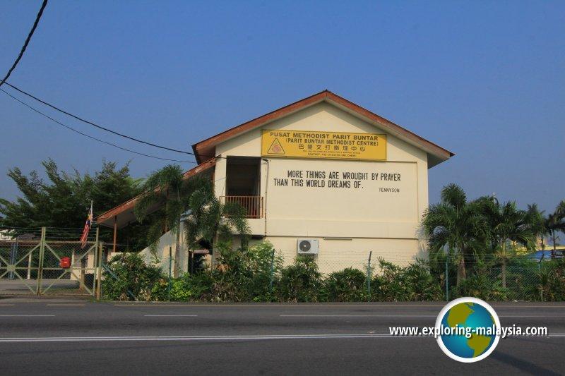 Parit Buntar Malaysia  city images : Parit Buntar Methodist Centre 29 August, 2015