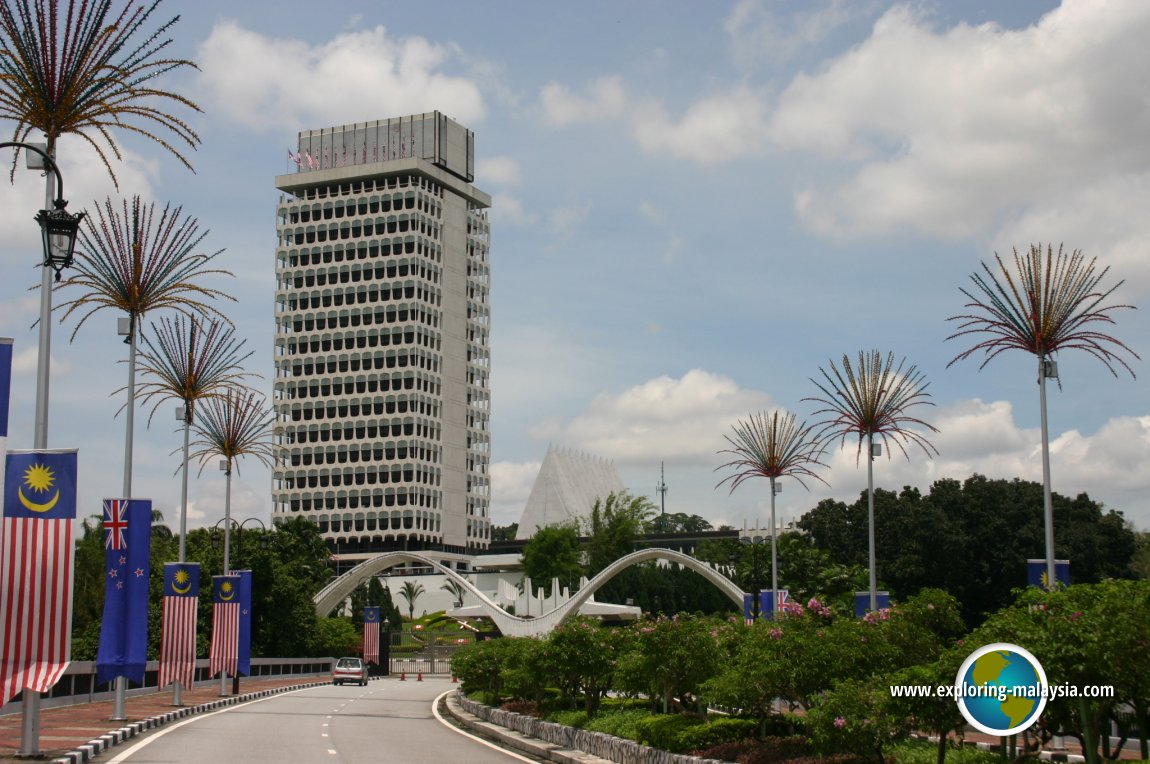 Parliament Building of Malaysia
