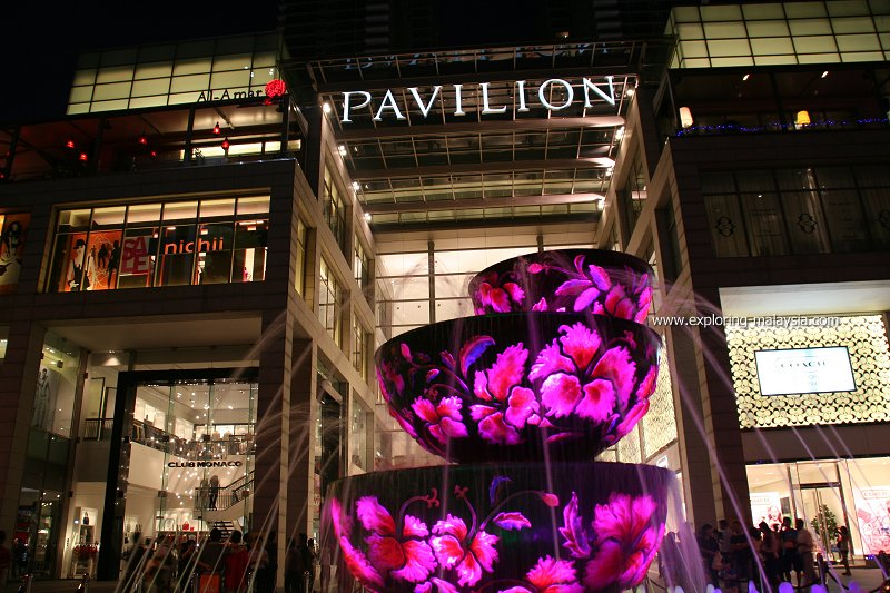 Pavilion Shopping Mall