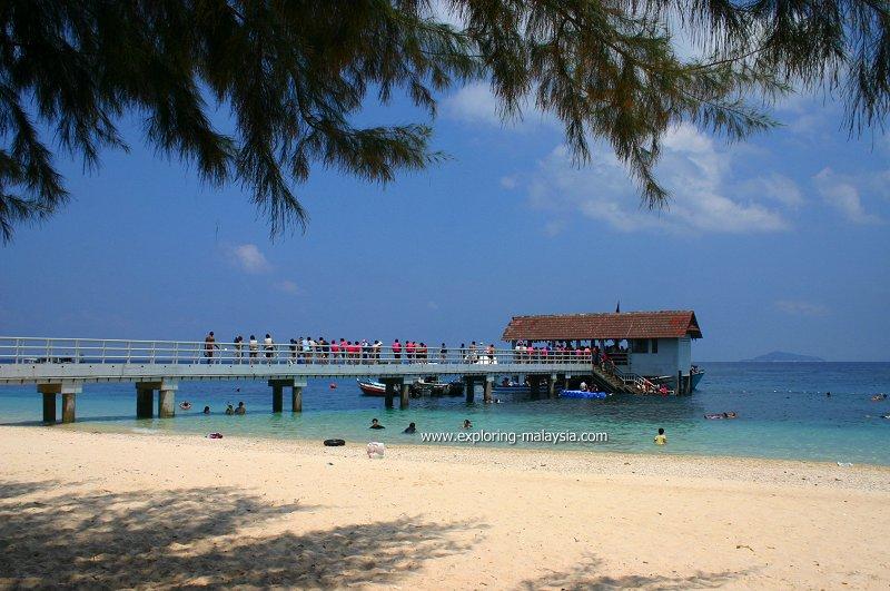 Redang Marine Park, Terengganu