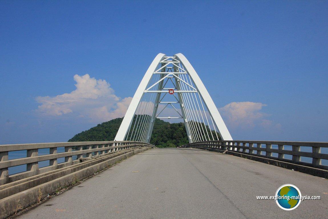 Pulau Bunting Bridge, Kedah