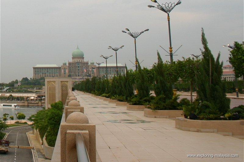 Putra Bridge, Putrajaya