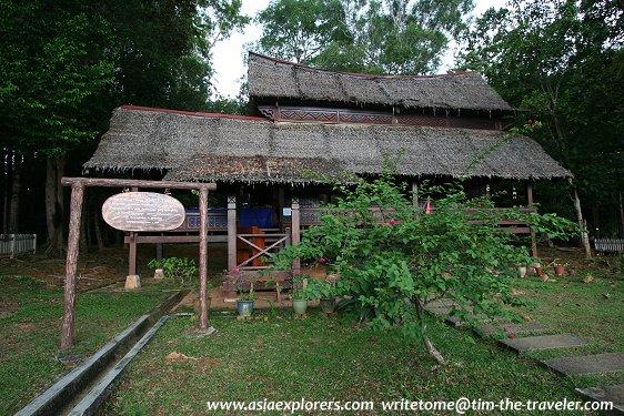 Rumah Negri Sembilan, Taman Mini Malaysia