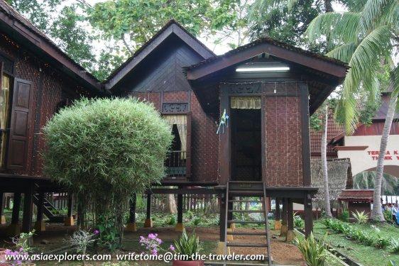 Rumah Perlis, Taman Mini Malaysia