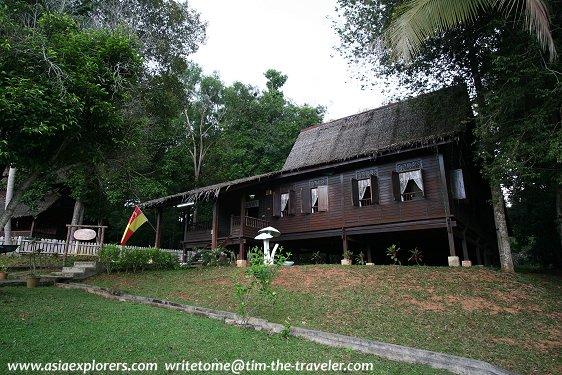 Rumah Selangor, Taman Mini Malaysia