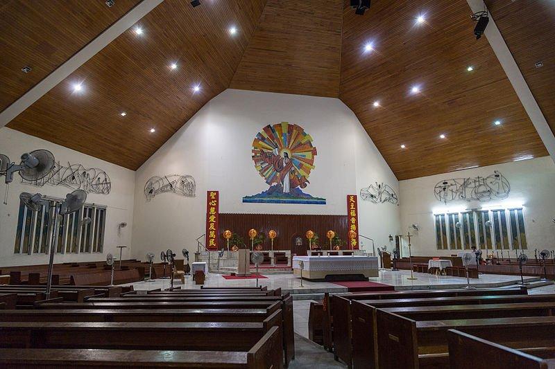 Sacred Heart Catholic Cathedral, Kota Kinabalu