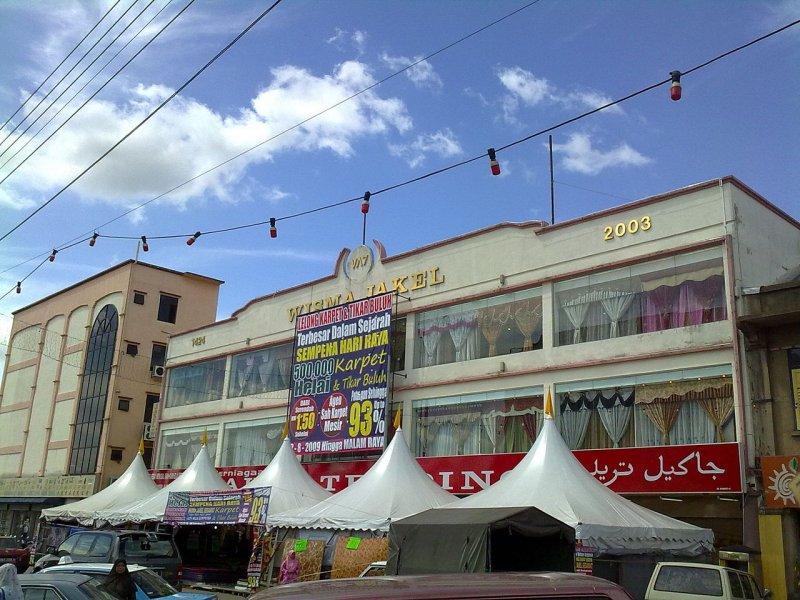 Shops in Segamat